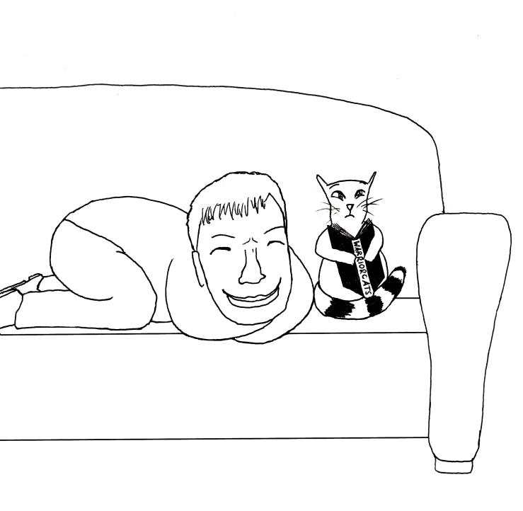 Zeichnung von Christian Schulteisz